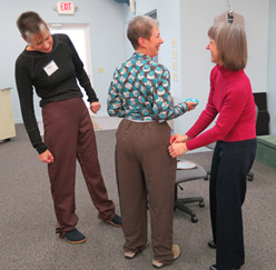 fitting and sewing pants class