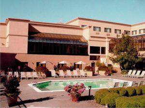 Hotel near classes