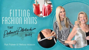 learn how sew with knits