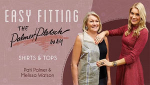 fit and sewing blouses class