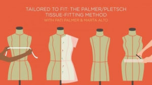 learn fitting sewing patterns